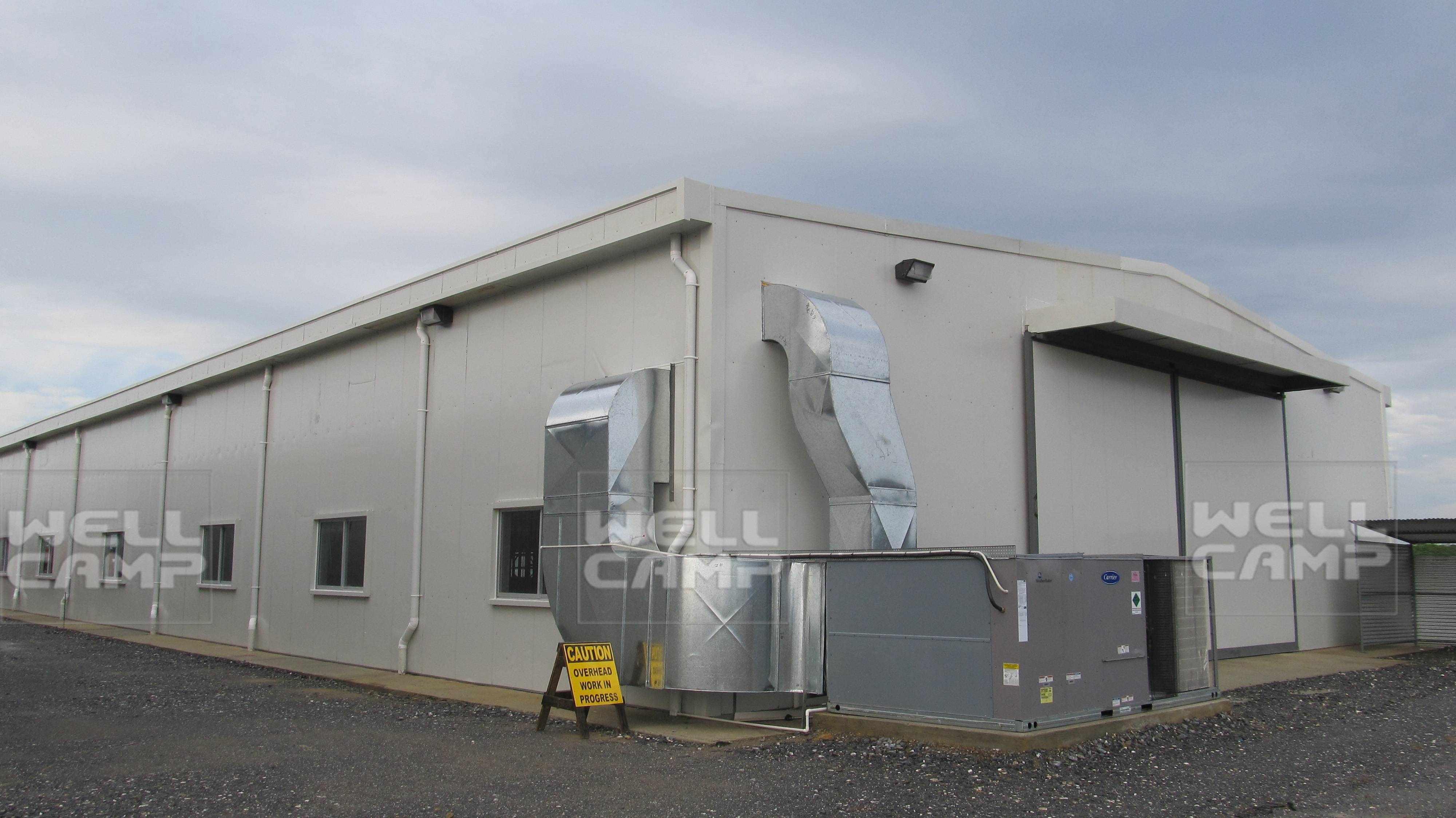 钢结构仓库 s-2